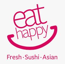 Logo von eat happy