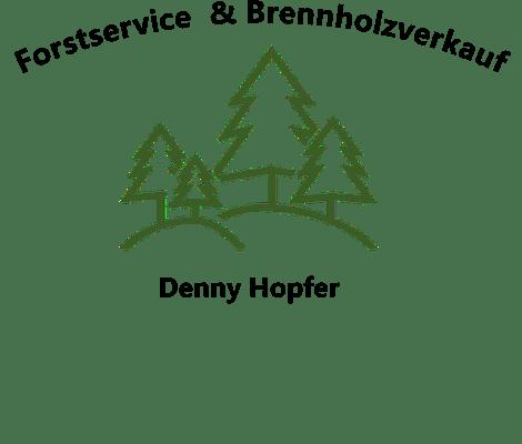 Logo von Forstservice | Brennholzverkauf Denny Hopfer
