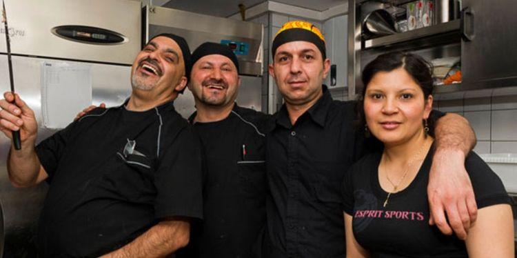 Das Team von Trattoria Enoteca Luca