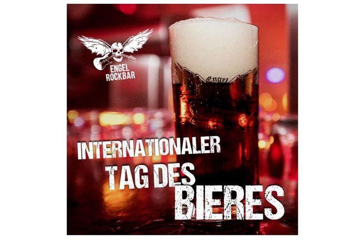 Heute ist der internationale Tag des Bieres!