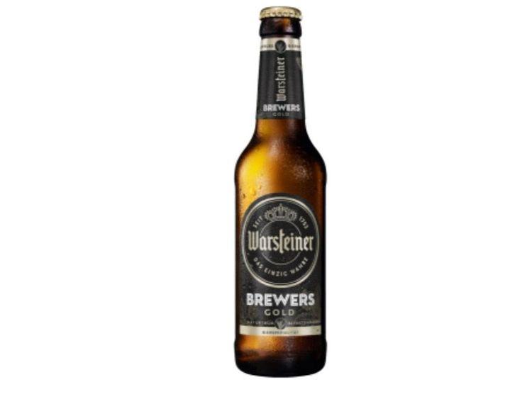 Beispielbild für Warsteiner Brewers Gold 5,2%