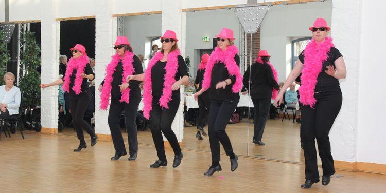 Das Team von Meerbuscher Tanzsport-Club e.V.