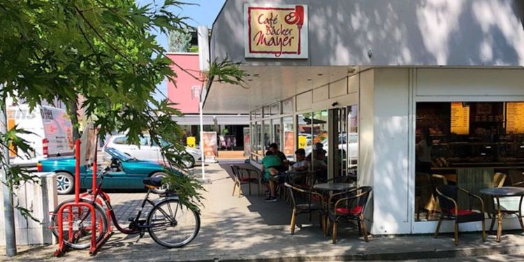 Das Team von Café Bäcker Mayer