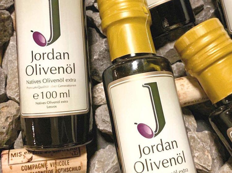 Beispielbild für Jordan Olivenöl