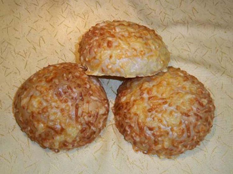 Beispielbild für Käsebrötchen