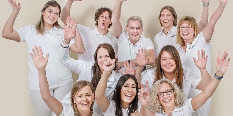 Das Team von MedicM