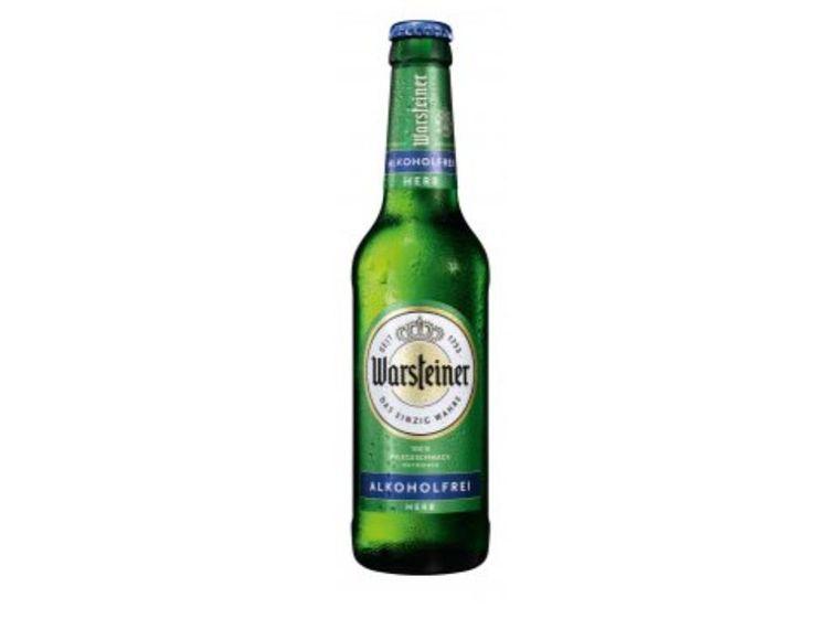 Beispielbild für Warsteiner Herb Alkoholfrei <0,5%