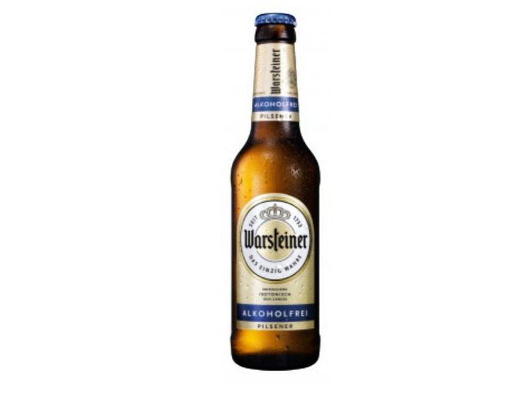 Beispielbild für Warsteiner Alkoholfrei 0,5%