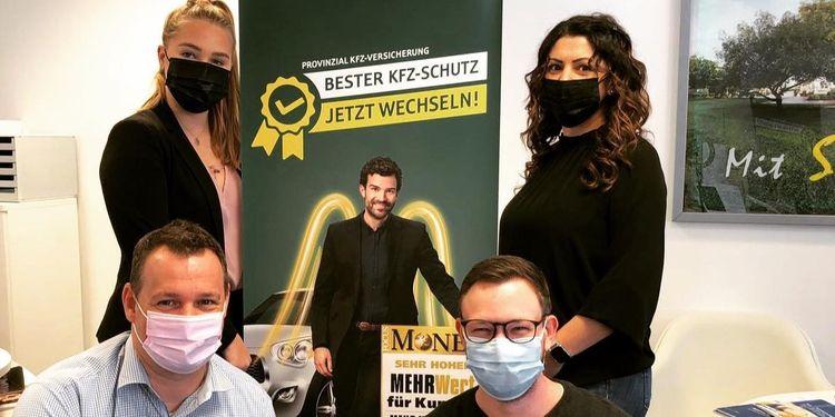 Das Team von Provinzial Rheinland   Frank M. Görtz