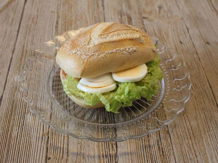 Beispielbild für Eierbelag