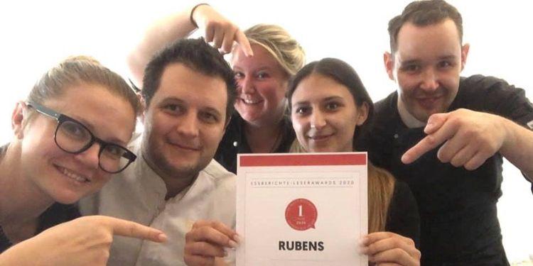 Das Team von Rubens