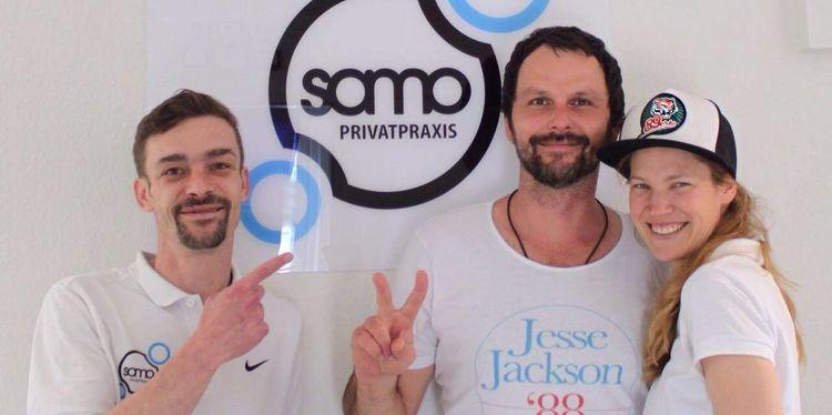 Das Team von Samo Privatpraxis