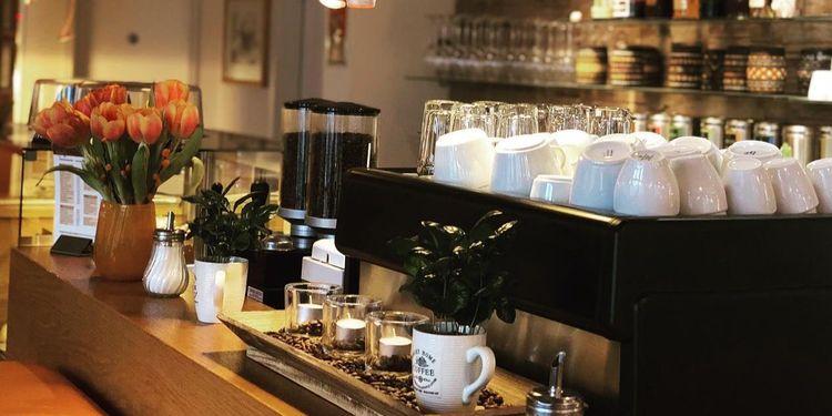 Das Team von Kaffeemone Rösterei