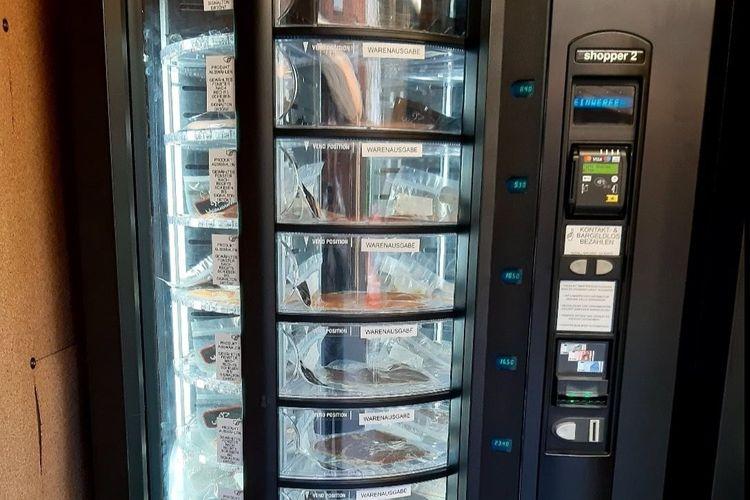 Wildmeisterei-Feinkostautomat