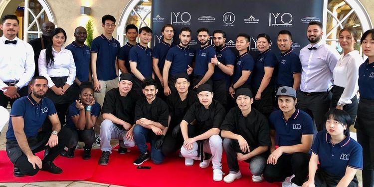 Das Team von  IIYO