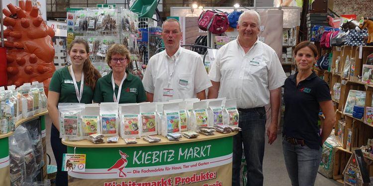 Das Team von Kiebitzmarkt Bolten