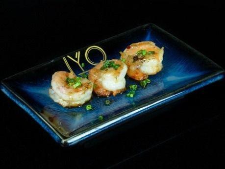 Beispielbild für 91. Spicy Creamy Rock Shrimps