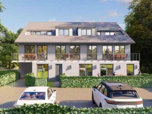 Beispielbild für Neubau! Mehrfamilienhaus mit barrierearmen Eigentumswohnungen in Willich.