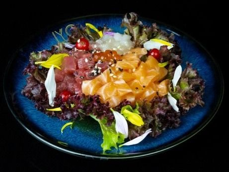 Beispielbild für 67. Sashimi Salada