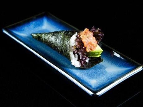 Beispielbild für 69. Spicy Tuna Temaki