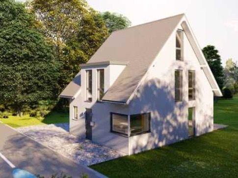 Beispielbild für NEUBAU! Freistehendes Einfamilienhaus in Meerbusch-Ilverich.