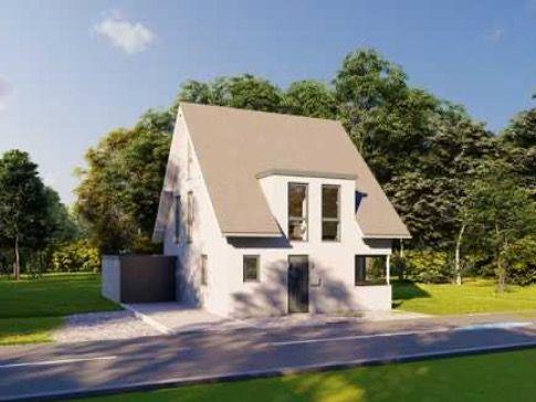 Beispielbild für Willich-Neersen! Freistehendes Einfamilienhaus NEUBAU mit hochwertiger Ausstattung!!!