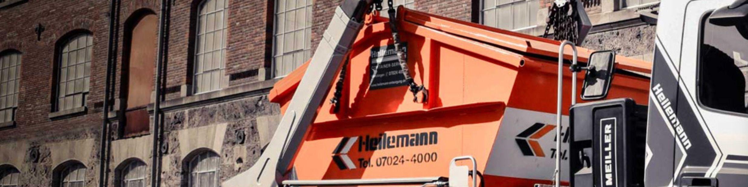 Titelbild von HEILEMANN UMWELT-SERVICE