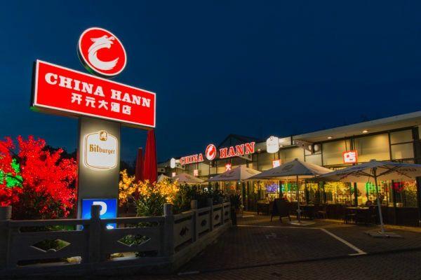 CHINA HANN-Buffet wieder wie gewohnt