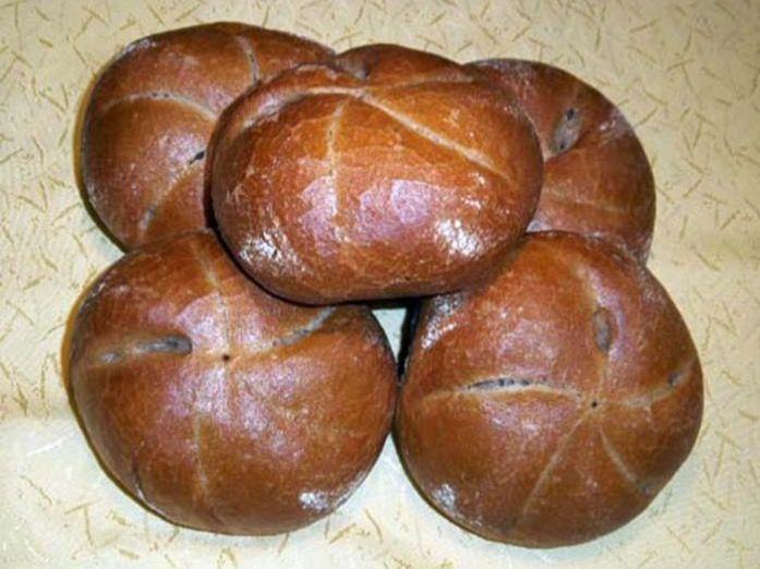 Beispielbild für Knackig, knuspriges, Bauernbrötchen mit ausgeprägtem aromtischem Geschmack