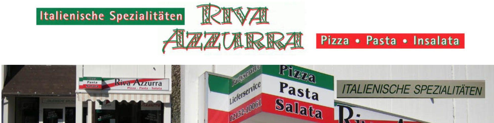 Titelbild von Riva Azzurra