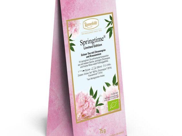 """Beispielbild für Ronnefeldt Tee """"Springtime"""" - Limited Edition"""