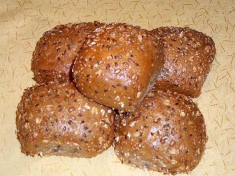 Beispielbild für Mehrkornbrötchen