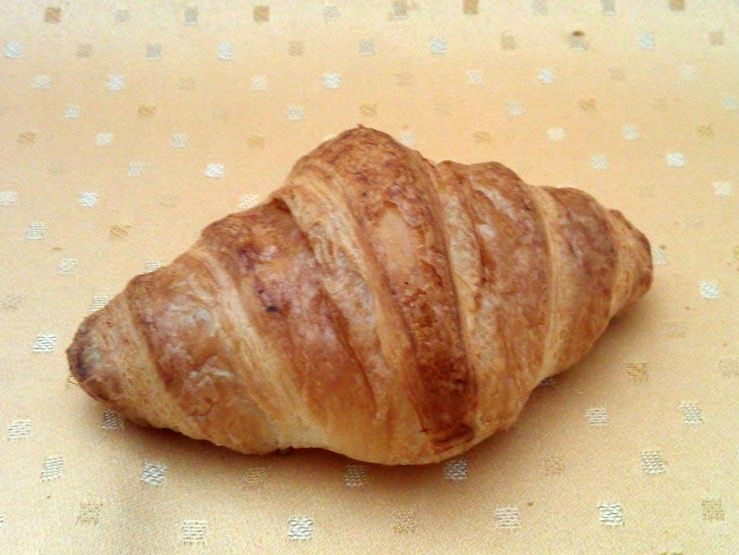 Beispielbild für Mini Buttercroissants