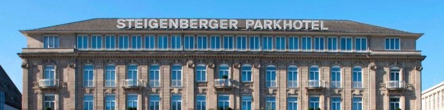 Titelbild von STEIGENBERGER  PARKHOTEL