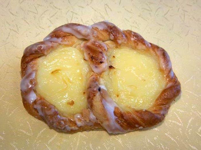 Beispielbild für Puddingbrezel