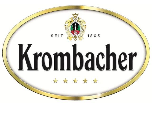 Beispielbild für Krombacher Pils