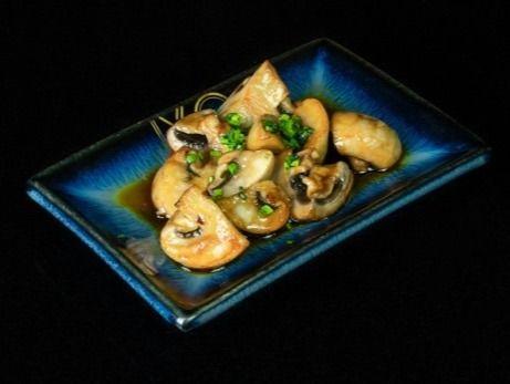 Beispielbild für 47. Yaki Mushrooms