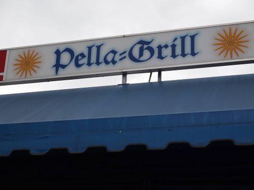 Logo von Pella Grill