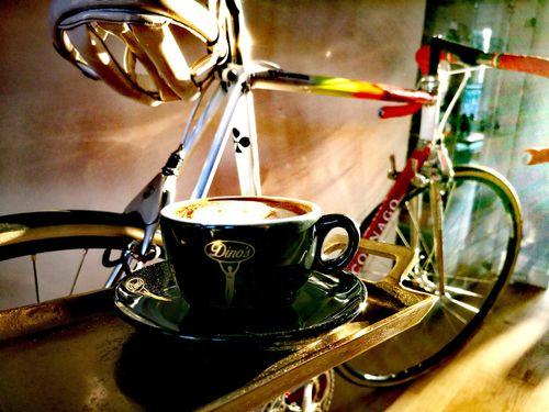 Beschreibungsbild zu Das Café