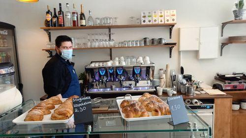 Beschreibungsbild zu David´s Café