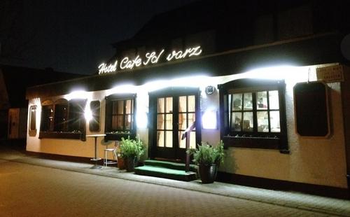 Logo von Hotel Café Schwarz
