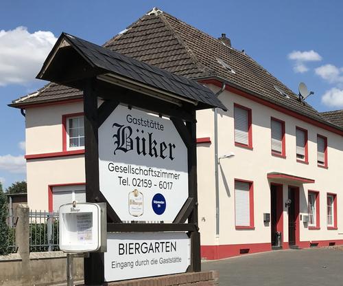 Logo von Büker Meerbusch