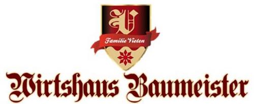 Logo von Wirtshaus Baumeister