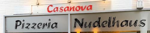 Logo von Pizzeria Casanova III