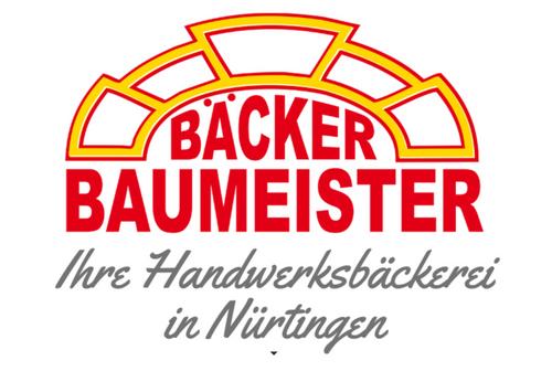 Logo von Bäckerei Baumeister