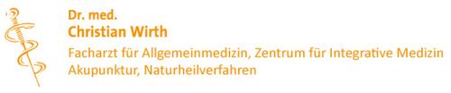Logo von Dr. med. Christian Wirth