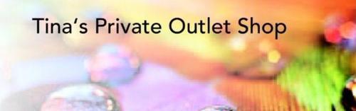 Logo von Tina´s private Outlet-Shop
