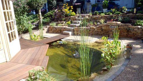 Beschreibungsbild zu Gartengestaltung